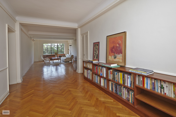 140 Riverside Drive, Upper West Side, NYC, $2,590,000, Web #: 11949790
