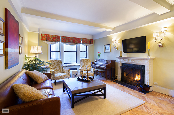 239 Central Park West, Upper West Side, NYC, $2,750,000, Web #: 12000565