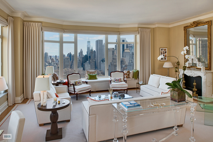 15 Central Park West, Upper West Side, NYC, $24,000,000, Web #: 1206082