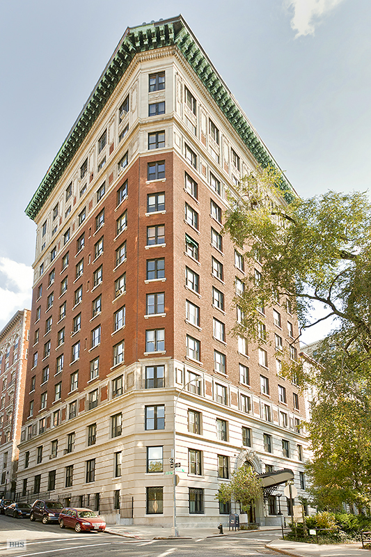 404 Riverside Drive, Upper West Side, NYC, $2,250,000, Web #: 12129256
