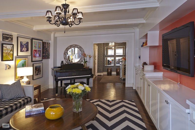 400 West End Avenue, Upper West Side, NYC, $2,560,000, Web #: 12190227