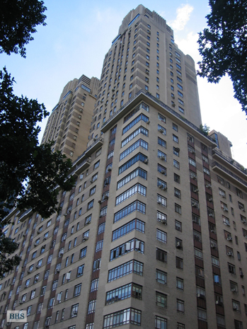 25 Central Park West, Upper West Side, NYC, $2,000,000, Web #: 1261327