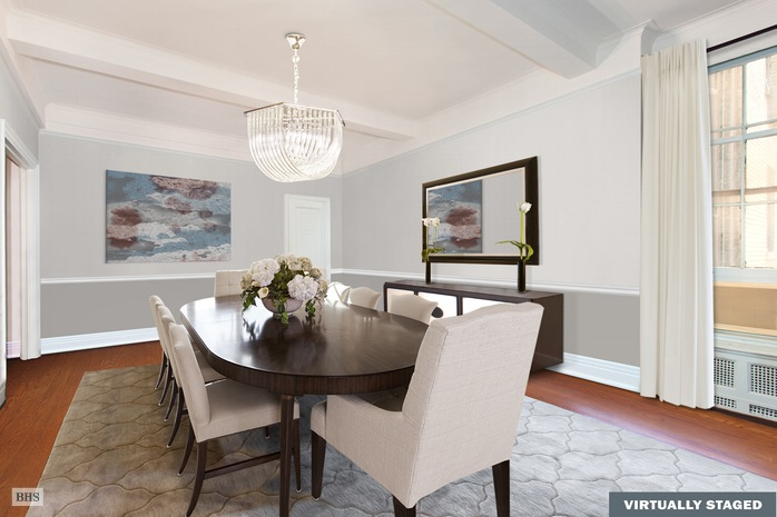 14 East 75th Street, Upper East Side, NYC, $2,800,000, Web #: 12691475