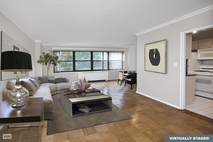 160 West End Avenue, Upper West Side, NYC, $769,500, Web #: 12954508
