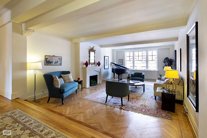 450 West End Avenue, Upper West Side, NYC, $4,150,000, Web #: 13125109
