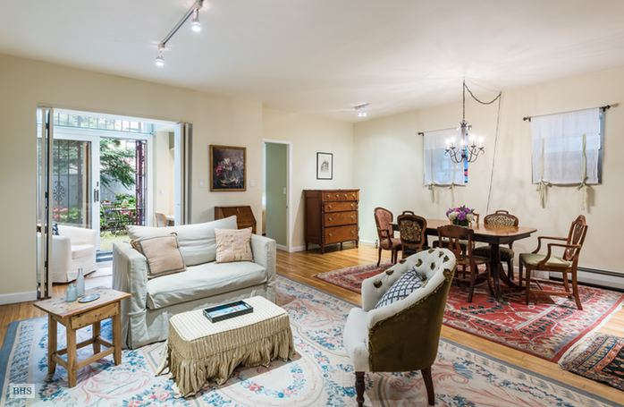 332 West 101st Street, Upper West Side, NYC, $1,210,000, Web #: 13525066