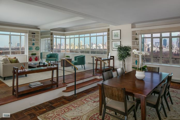 25 Central Park West, Upper West Side, NYC, $9,400,000, Web #: 14201581