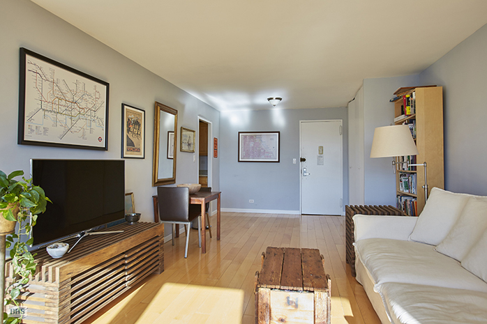 333 East 14th Street, East Village, NYC, $571,000, Web #: 14209078