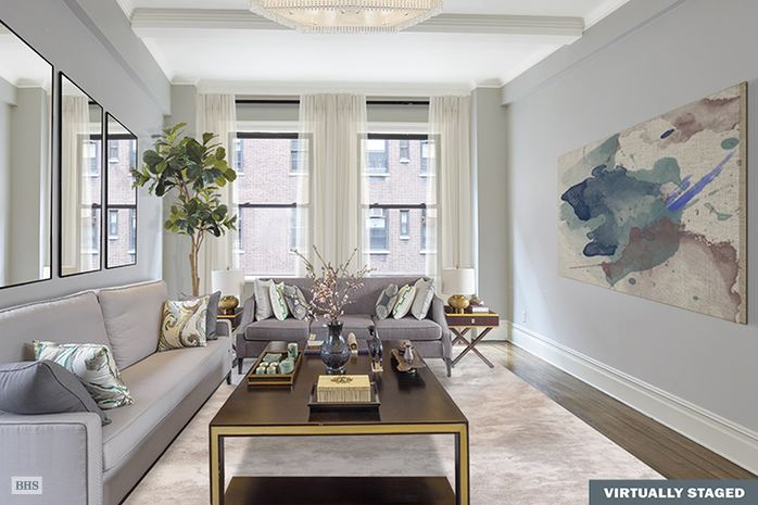 215 West 90th Street, Upper West Side, NYC, $2,600,000, Web #: 14496329