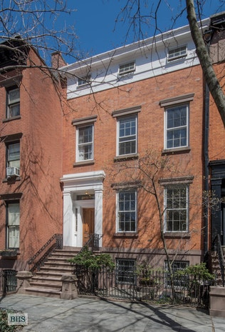 51 Cranberry Street, Brooklyn Heights, New York, $7,900,000, Web #: 14658385