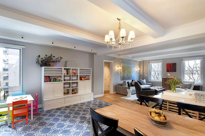 124 West 93rd Street, Upper West Side, NYC, $1,875,000, Web #: 14662848