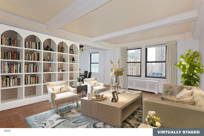 327 Central Park West, Upper West Side, NYC, $6,500, Web #: 14696067