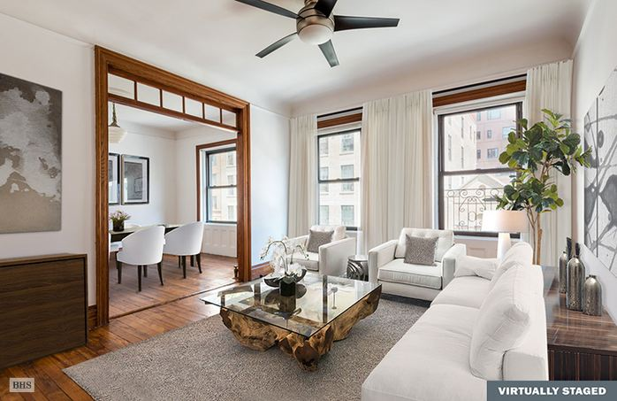 170 West 89th Street, Upper West Side, NYC, $975,000, Web #: 14707139