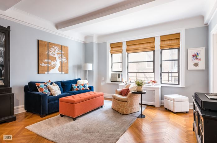 760 West End Avenue, Upper West Side, NYC, $845,000, Web #: 14812944