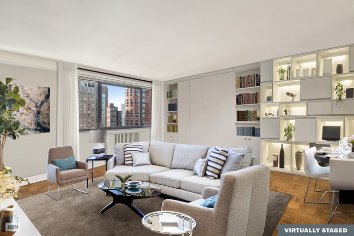 10 West 66th Street, Upper West Side, NYC, $620,000, Web #: 14938413