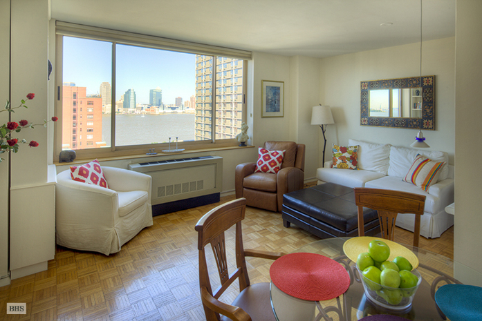 250 South End Avenue, Battery Park City, NYC, $535,000, Web #: 1528411