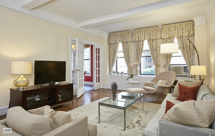 760 West End Avenue, Upper West Side, NYC, $1,221,000, Web #: 15288407