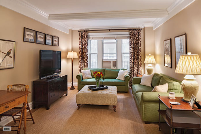 59 West 71st Street, Upper West Side, NYC, $1,150,000, Web #: 1529926
