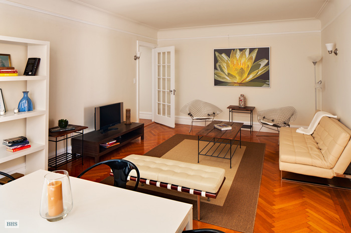 395 Riverside Drive, Upper West Side, NYC, $780,000, Web #: 1533076
