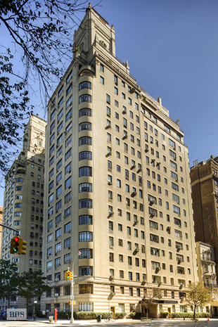 140 Riverside Drive, Upper West Side, NYC, $2,262,500, Web #: 1540158