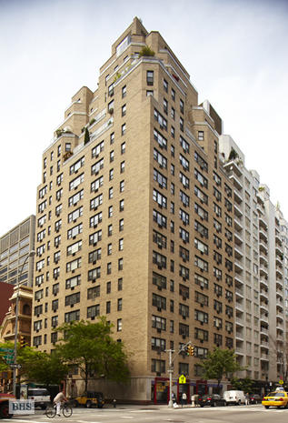 167 East 67th Street 15D, Upper East Side, NYC, $354,300, Web #: 1540319
