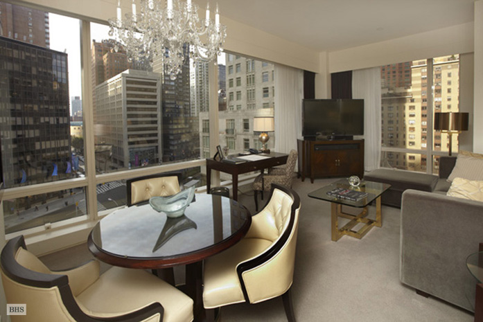 1 Central Park West, Upper West Side, NYC, $1,235,500, Web #: 1567734