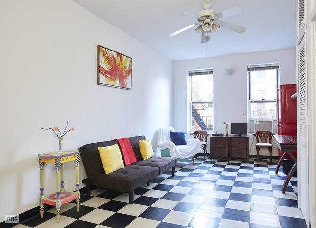 519 East 11th Street 4W, East Village, NYC, $380,000, Web #: 15841752