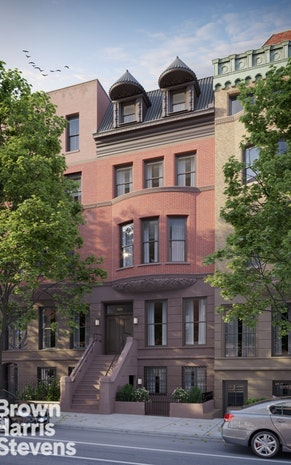 326 West 77th Street, Upper West Side, NYC, $9,995,000, Web #: 15882687