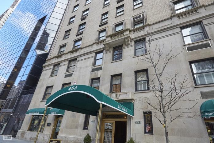 485 Park Avenue 9A, Midtown East, NYC, $2,990,000, Web #: 16023977