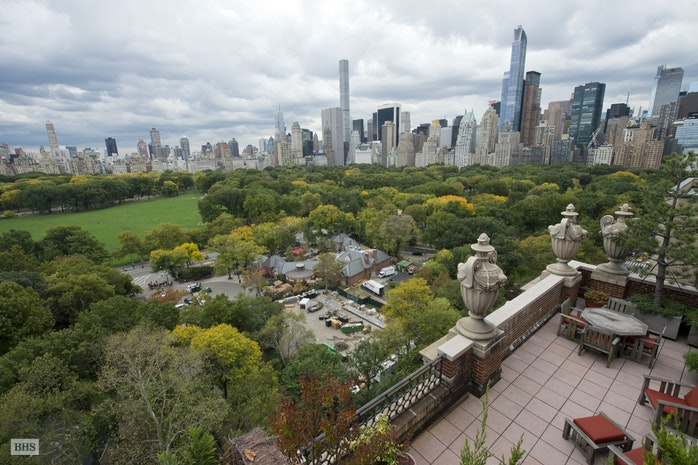 75 Central Park West PHA, Upper West Side, NYC, $12,500,000, Web #: 16120237
