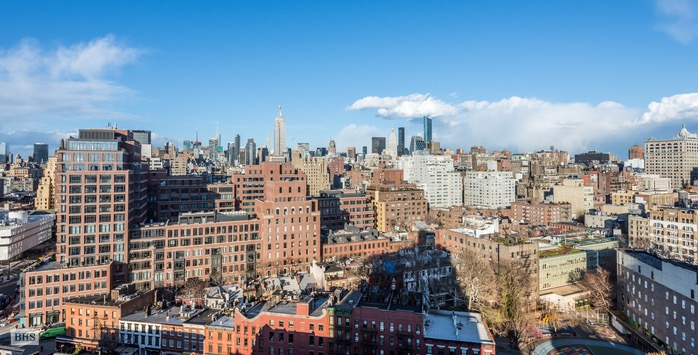 15 Charles Street PHB, Central Village, NYC, $2,195,000, Web #: 16327921