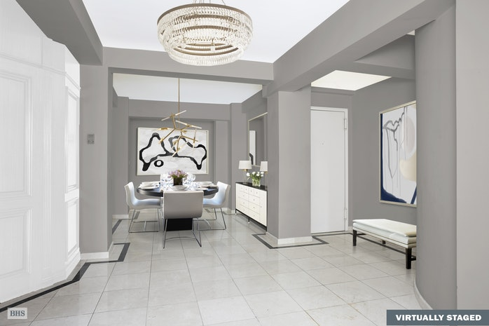 860 Fifth Avenue 8C, Upper East Side, NYC, $3,500,000, Web #: 16362181