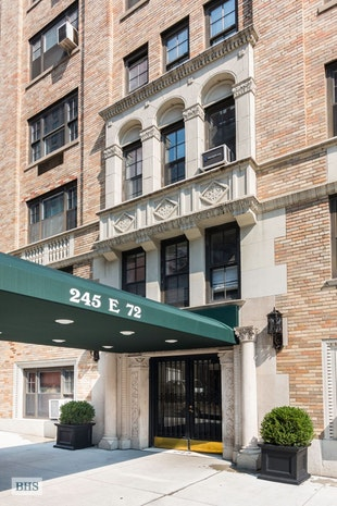 245 East 72nd Street 15Af, Upper East Side, NYC, $2,375,000, Web #: 16473172