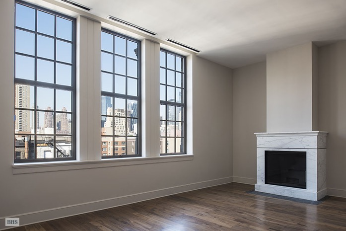 520 West 45th Street 5B, Midtown West, NYC, $2,400,000, Web #: 16632956