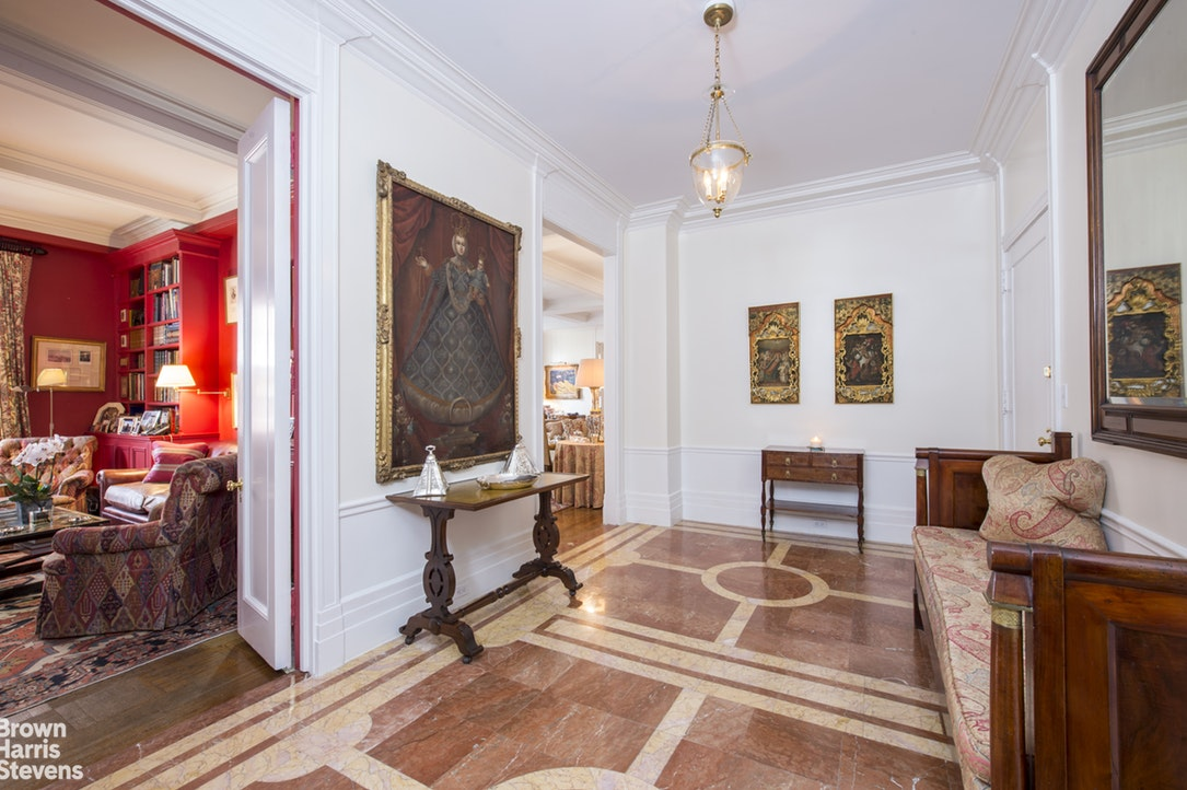 555 Park Avenue 8W, Upper East Side, NYC, $8,750,000, Web #: 16727648