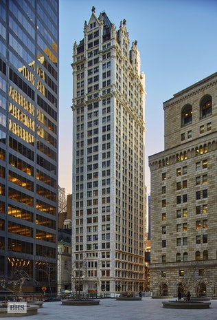 55 Liberty Street 19A, Financial District, NYC, $1,900,000, Web #: 16748626