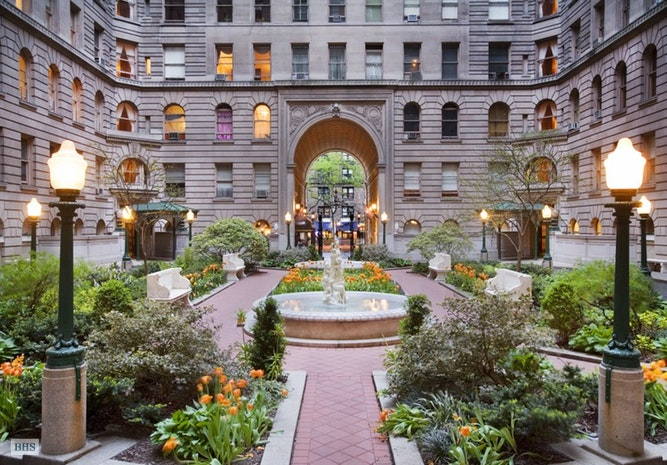 390 West End Avenue, Upper West Side, NYC, $8,350,000, Web #: 16892925