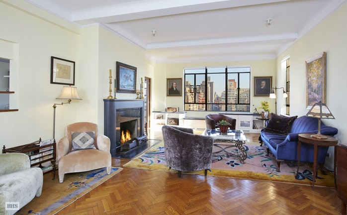 140 Riverside Drive 18N, Upper West Side, NYC, $2,750,000, Web #: 16892926
