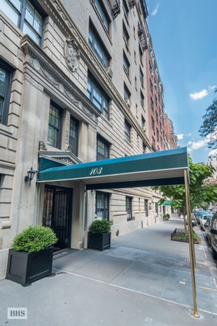 103 East 75th Street 8Fe, Upper East Side, NYC, $2,275,000, Web #: 17104457