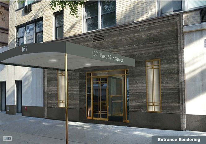167 East 67th Street 10C, Upper East Side, NYC, $1,505,000, Web #: 17121150