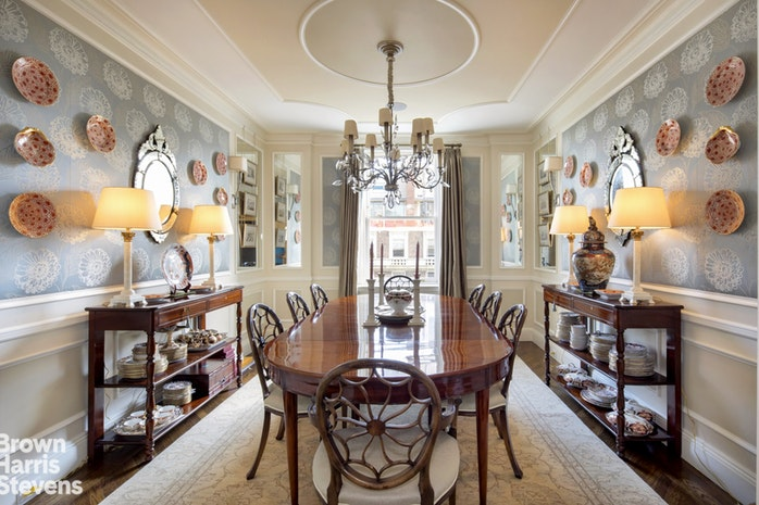 1148 Fifth Avenue 14C, Upper East Side, NYC, $5,595,000, Web #: 17130003
