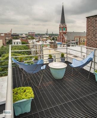 Brownstone 2 Bed 1 Bath W Roof Deck Brooklyn New York 980 000