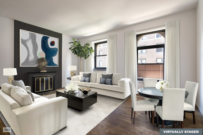 55 East 65th Street 5D, Upper East Side, NYC, $599,000, Web #: 17223205