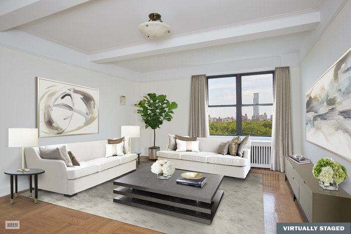 415 Central Park West 10E, Upper West Side, NYC, $7,000, Web #: 17270259
