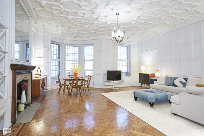 21 West 75th Street, Upper West Side, NYC, $2,476,000, Web #: 17320232
