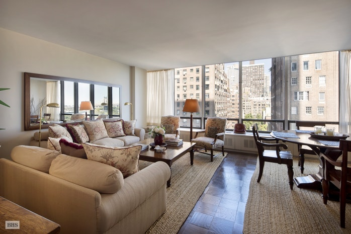 870 United Nations Plaza 10D, Midtown East, NYC, $1,445,000, Web #: 17327933