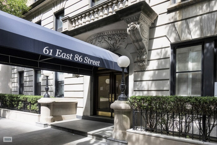 61 East 86th Street 4A, Upper East Side, NYC, $520,000, Web #: 17380119