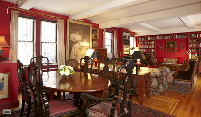 18 West 70th Street, Upper West Side, NYC, $815,000, Web #: 1738430
