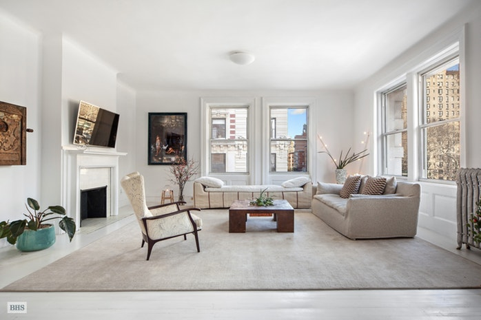 100 West 80th Street 3E, Upper West Side, NYC, $5,150,000, Web #: 17437921