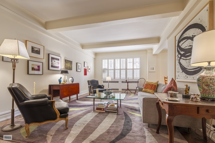 140 Riverside Drive 1Ch, Upper West Side, NYC, $2,395,000, Web #: 17461261